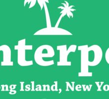 Centerport Long Island New York  Sticker