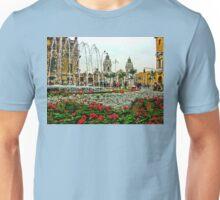 Plaza de Armas, Lima, Peru Unisex T-Shirt