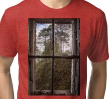 View from Decay II Tri-blend T-Shirt