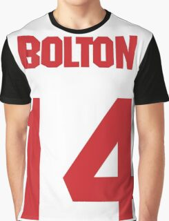 High School Musical Bolton 14 Graphic T-Shirt