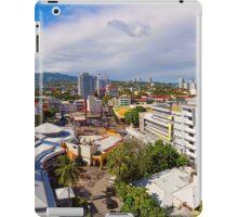 Cebu City Mountain View Panorama iPad Case/Skin