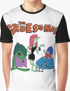 Meet The Gruesomes Graphic T-Shirt