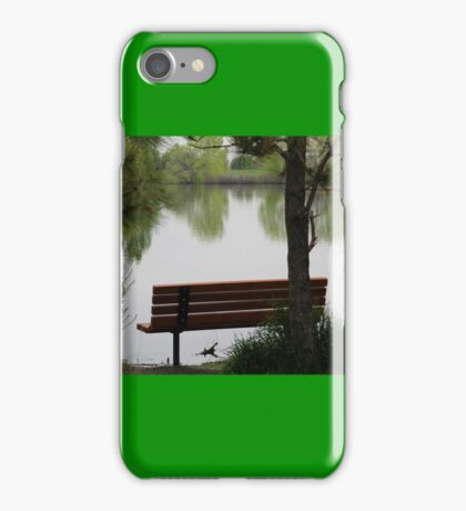 Relax-No Waiting iPhone Case/Skin