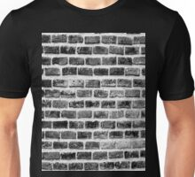 Burnt Brickwall Unisex T-Shirt