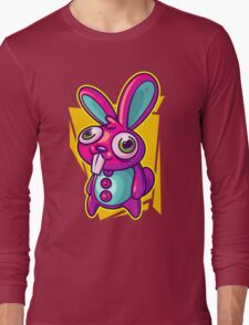 Three Speed Rabbit Long Sleeve T-Shirt