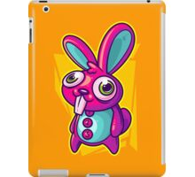 Three Speed Rabbit iPad Case/Skin