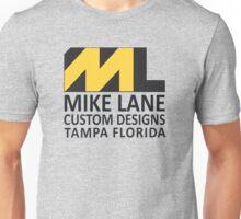 Mike Lane Custom Designs Logo Unisex T-Shirt