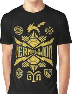 Vermillion Graphic T-Shirt