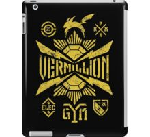 Vermillion iPad Case/Skin