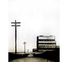 Lost Highway Photographic Print