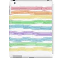 Colourful Stripe Collection iPad Case/Skin
