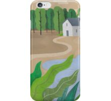 Beside the lake iPhone Case/Skin