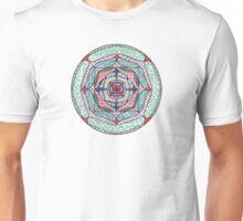 Marker Mandala Unisex T-Shirt