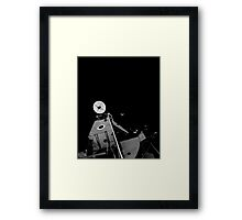 Apollo 14 - 1 Framed Print