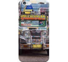 Classic Jeepney iPhone Case/Skin
