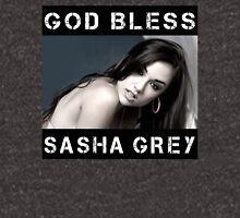 God Bless Sasha Grey Unisex T-Shirt
