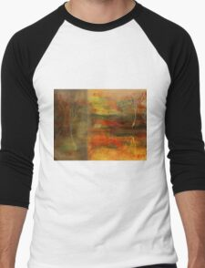 Reflections of the Day Men's Baseball ¾ T-Shirt