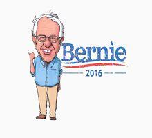 Bernie Sanders Cartoon Vintage Burnout Graphic Democratic Socialism Funny Feel The Bern Unisex T-Shirt