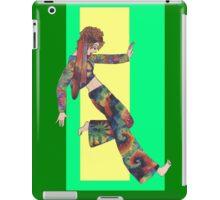 Sixties Collage Girl iPad Case/Skin
