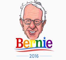 Bernie Sanders Gay Pride LGBTQ Presidential Race '16 Cartoon Feel The Bern Democrat Rainbow Unisex T-Shirt