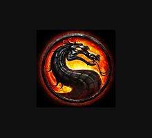 HOT & NEW! Mortal Kombat Fire Dragon Game Gamer Gaming Anime Cosplay Gift Unisex T-Shirt