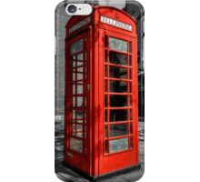 London 040 iPhone Case/Skin
