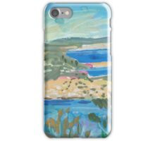 Rising Full Moon, from Mt Nelson iPhone Case/Skin