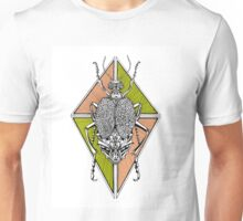 Diamond Beetle Unisex T-Shirt