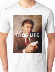 Throwback - Donald Trump Unisex T-Shirt