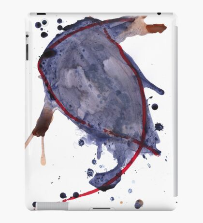 Oil and Water #87 iPad Case/Skin