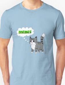 Henry the Meme Cat Unisex T-Shirt
