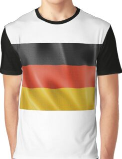 German Flag Graphic T-Shirt
