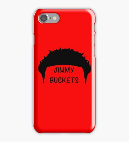 Jimmy Buckets iPhone Case/Skin