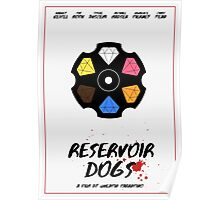 Reservoir Dogs film poster Poster