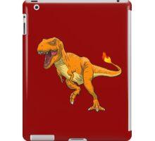 Charmander T-Rex iPad Case/Skin