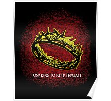 One King To Rule Them All Poster