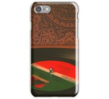 Record Player iPhone Case/Skin