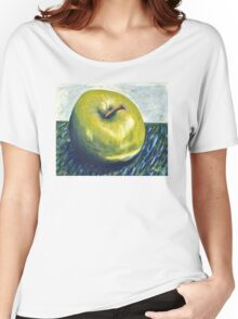 Granny Smith apple Women's Relaxed Fit T-Shirt