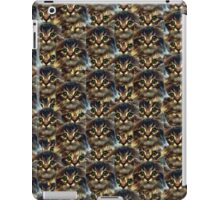 rigby face iPad Case/Skin