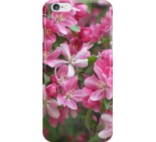 A Flood of Pink iPhone Case/Skin
