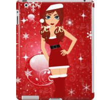 Sexy for Christmas iPad Case/Skin