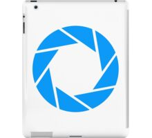 Aperture, for when you wanna do some science iPad Case/Skin