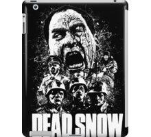 DEAD SNOW iPad Case/Skin