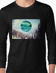 SNOWY MORNING Long Sleeve T-Shirt