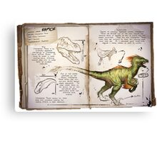 ARK: Survival Evolved - Raptor Canvas Print