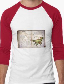 ARK: Survival Evolved - Raptor Men's Baseball ¾ T-Shirt