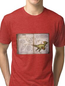 ARK: Survival Evolved - Raptor Tri-blend T-Shirt
