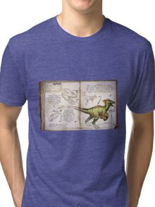 ARK: Survival Evolved - Raptor Tri-blend T-Shirt