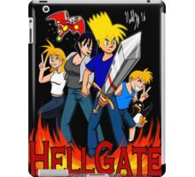 Hell Gate iPad Case/Skin