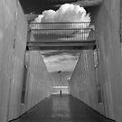 Clouds build over Parliament by Chris Allen